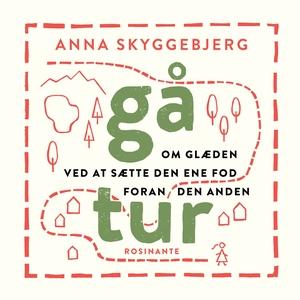 Gå tur (lydbog) af Anna Skyggebjerg