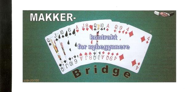 Makkerkontrakt for nybegynnere Bridge (ebok)
