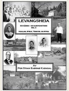 Levangsheia Gårds- og Slektshistorie Del 2 (e
