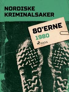 Nordiske Kriminalsaker 1980 (ebok) av Diverse