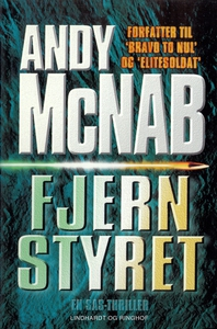 Fjernstyret (e-bog) af Andy McNab