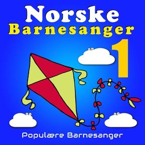 Norske Barnesanger 2-6 år Vol.1 (lydbok) av C