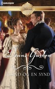 Tusind og en synd (e-bog) af Diane Ga