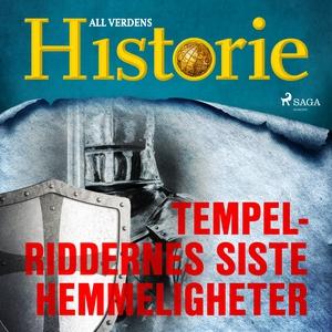Tempelriddernes siste hemmeligheter (lydbok)