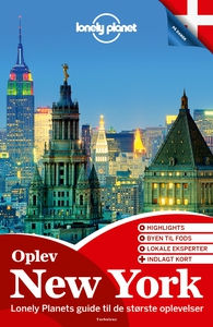 Oplev New York (Lonely Planet) (e-bog