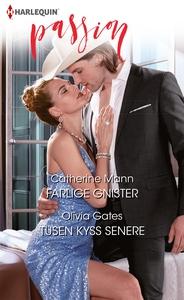 Farlige gnister / Tusen kyss senere (ebok) av