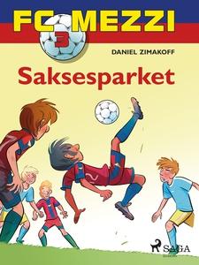 FC Mezzi 3 - Saksesparket (ebok) av Daniel Zi