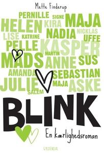 Blink (lydbog) af Mette Finderup