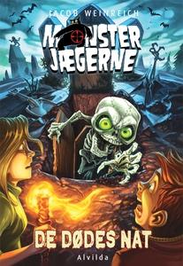 Monsterjægerne - De dødes nat (e-bog) af Jacob Weinreich