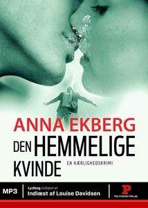 Den hemmelige kvinde (lydbog) af Anna