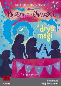 Pigerne fra Ønskeøen 7: Et drys magi