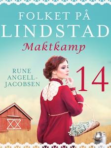 Folket på Lindstad 14 -Maktkamp (ebok) av Run