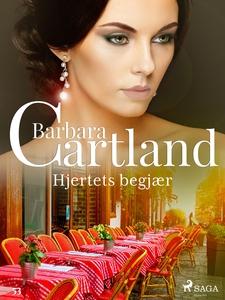Hjertets begjær (ebok) av Barbara Cartland