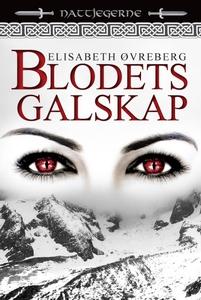Blodets galskap (ebok) av Elisabeth Øvreberg