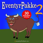 Eventyrpakke 2 - 30 eventyr