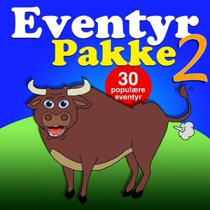 Eventyrpakke 2 : 30 populære eventyr (lydbok)