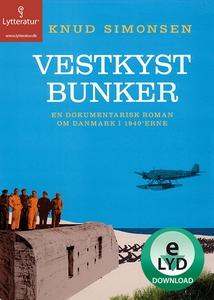 Vestkystbunker (lydbog) af Knud Simon