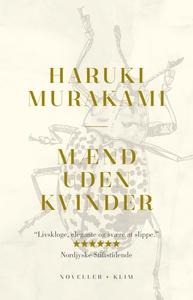 Mænd uden kvinder (lydbog) af Haruki