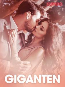 Giganten – erotiske noveller (ebok) av Cupido
