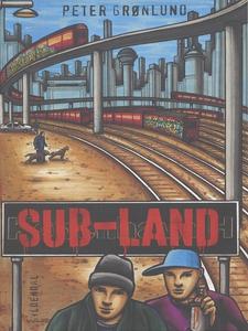 Sub-land (e-bog) af Peter Grønlund