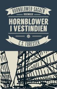 Hornblower i Vestindien (e-bog) af C.