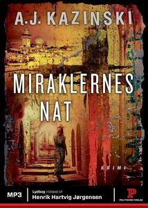 Miraklernes nat (lydbog) af A.J. Kazi