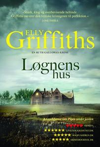 Løgnens hus (lydbog) af Elly Griffith