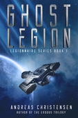 Ghost Legion (Legionnaire Series, #1)