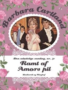 Ramt af Amors pil (e-bog) af Barbara