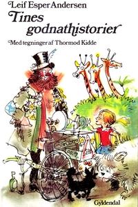 Tines godnathistorier (e-bog) af Leif