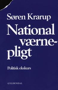 National Værnepligt (e-bog) af Søren