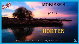 Mobissen på tur i Horten del3