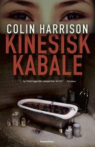 Kinesisk kabale (e-bog) af Colin Harr