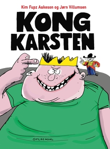 Kong Karsten (lydbog) af Jørn Villums