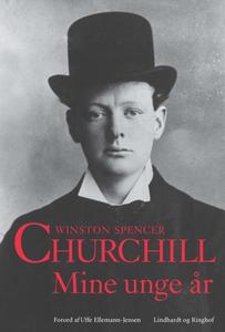 Mine unge år (lydbog) af Winston Chur