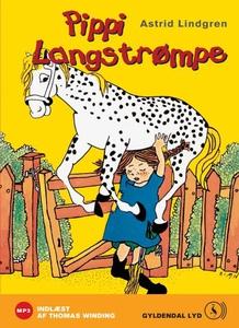 Pippi Langstrømpe (lydbog) af Astrid