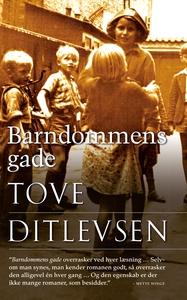 Barndommens gade (e-bog) af Tove Ditl