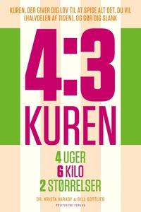 4:3 kuren (e-bog) af Krista Varady, B