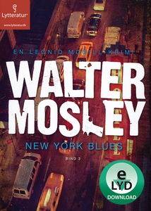 New York Blues (lydbog) af Walter Mos