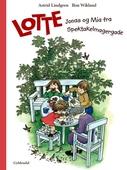 Lotte, Jonas og Mia fra Spektakelmagergade