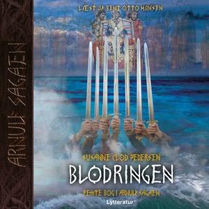 Blodringen (lydbog) af Susanne Clod P