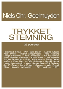 Trykket Stemning (ebok) av Niels Chr.  Geelmu