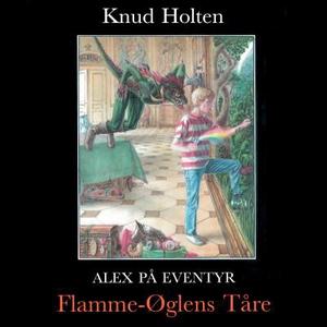 Flamme-Øglens Tåre (lydbog) af Knud H