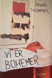 Vi er bohemer (lydbog) af Jonas Sucha
