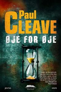 Øje for øje (e-bog) af Paul Cleave
