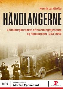 Håndlangerne (lydbog) af Henrik Lundt