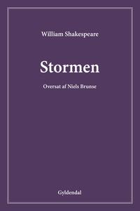 Stormen (e-bog) af William Shakespear