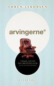 Arvingerne (lydbog) af Søren Jakobsen