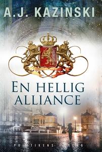 En hellig alliance (e-bog) af A.J. Kazinski