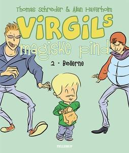 Virgils Magiske Pind #2: Bøllerne (e-